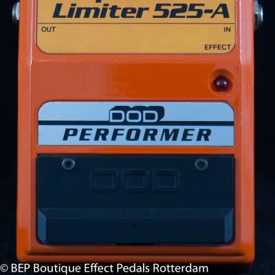 DOD Performer 525-A Compressor Limiter s/n A055641 USA