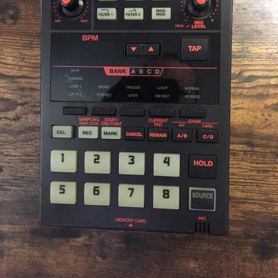 Roland SP-202 Dr Sample w/ 4MB Memory Card