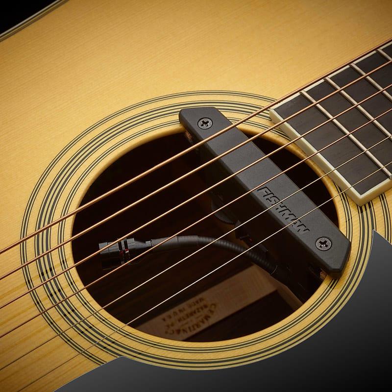 Fishman PRO-REP-103 Rare Earth Mic Blend Active Acoustic Guitar Soundhole Pickup