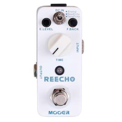 Mooer ReEcho Delay Pedal