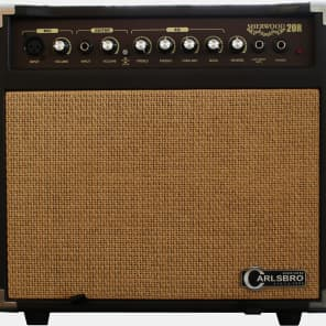 Carlsbro Sherwood 20R Acoustic Amplifier for sale