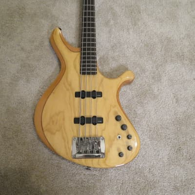 2013 Ibanez Grooveline G104 Natural Finish -- Excellent Condition!