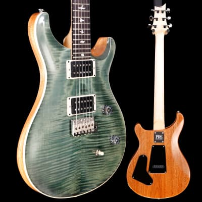 PRS Paul Reed Smith CE24 Bolt-On, Pattern Thin, Trampas Green 024 7lbs 8.9oz for sale