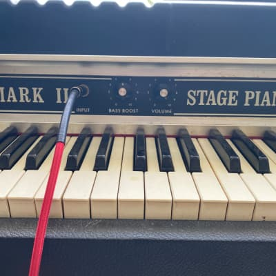 Fender Rhodes Mark II