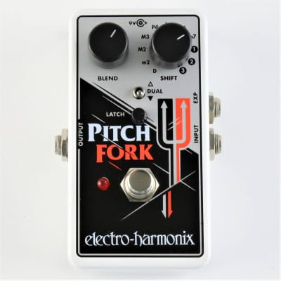 ELECTRO HARMONIX PITCH FORK for sale