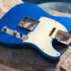 Real Life Relics Tele Telecaster Body Lake Placid Blue image