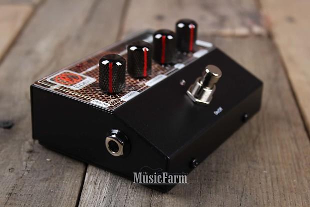 eden glowplug tube warmer bass guitar effects pedal reverb. Black Bedroom Furniture Sets. Home Design Ideas