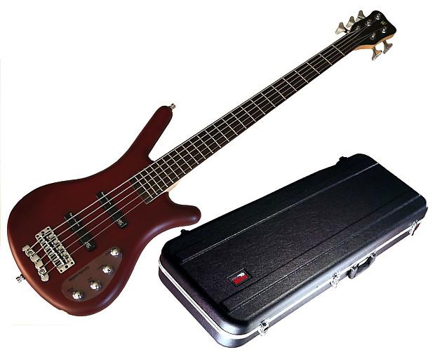 341ca146aa Description; Shop Policies. Package Includes : 1 - Warwick RB Corvette  Basic 5-String Passive Electric Bass Guitar ...
