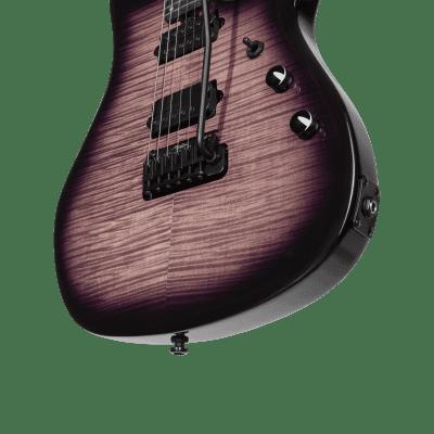 Sterling Music Man JP150D DiMarzio JP Electric Guitar Purple