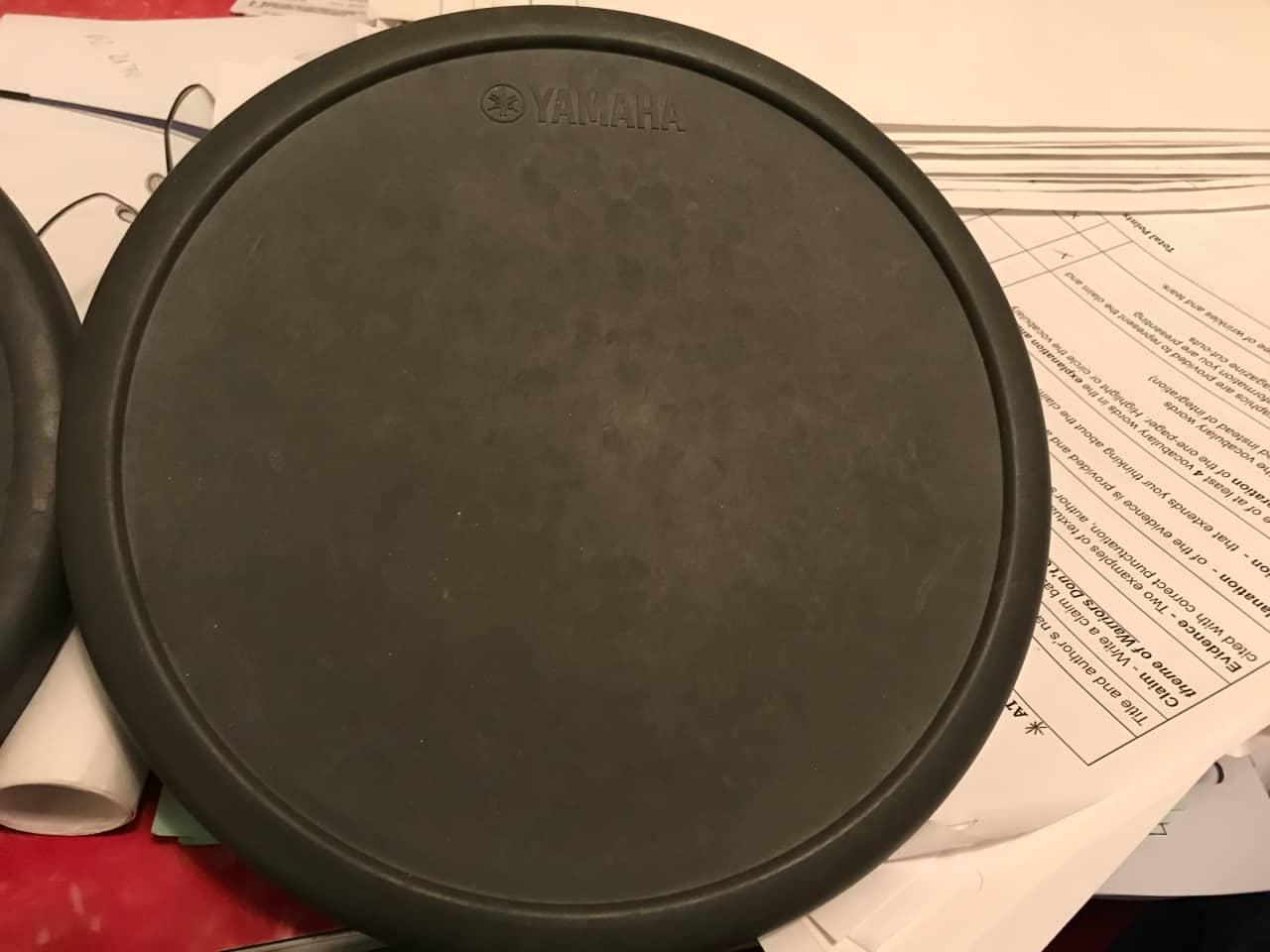 3 yamaha drum pads tp60 reverb for Yamaha drum pads