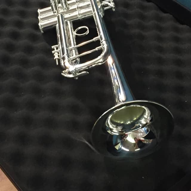 Bach LT180S43  Bb Trumpet image