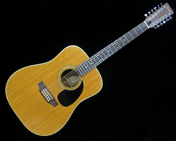 ibanez 12 string acoustic guitar model 646 w case reverb. Black Bedroom Furniture Sets. Home Design Ideas