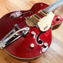 NEW Gretsch G5420T GOLD Hardware Electromatic Hollow Body Guitar, Candy Apple Red, 5420 5420T, 2019