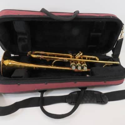 King Cleveland Superior Bb Trumpet Brass