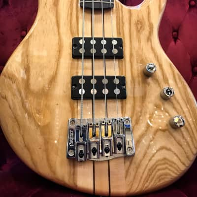 PRS SE Kingfisher 4-String Bass Natural for sale