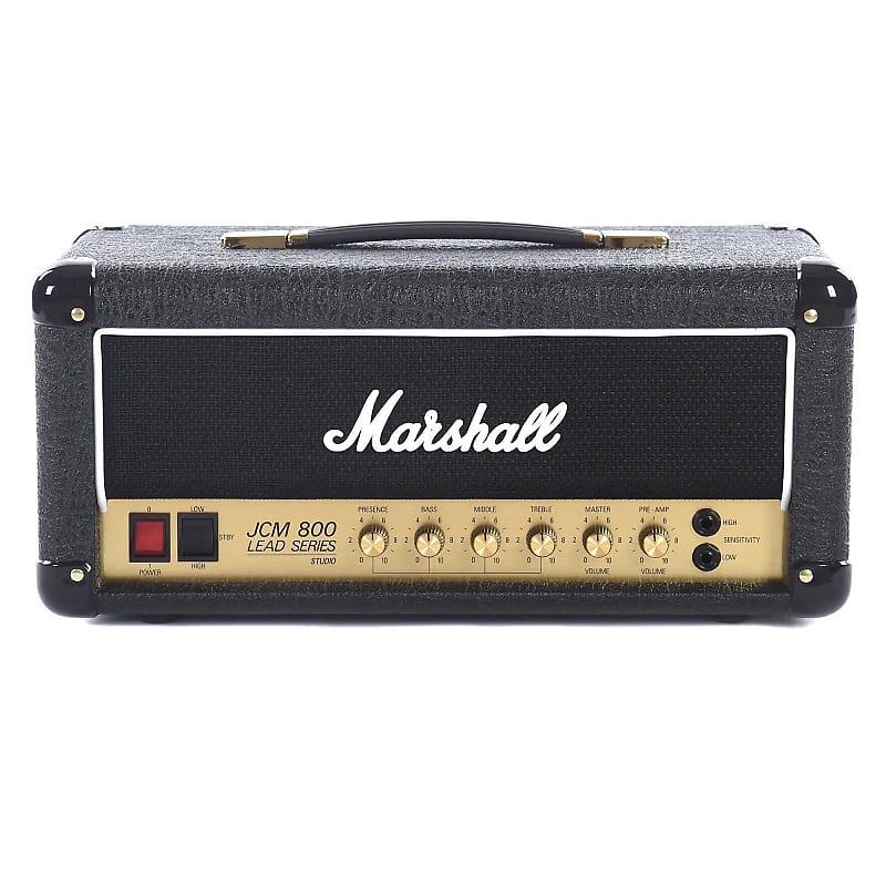 marshall studio classic sc20h guitar amplifier head reverb. Black Bedroom Furniture Sets. Home Design Ideas