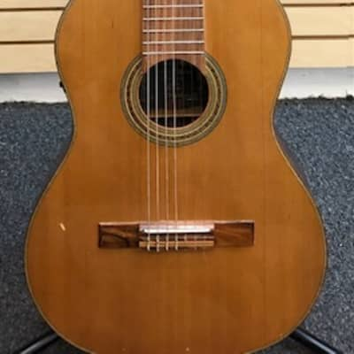 Giannini GWNC1/7 ELX7 classical electric guitar for sale