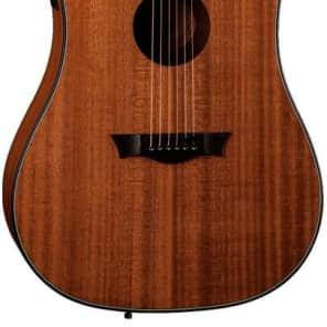 Dean AXS Mahogany Dreadnought Cutaway 6 String Acoustic/Electric Guitar for sale