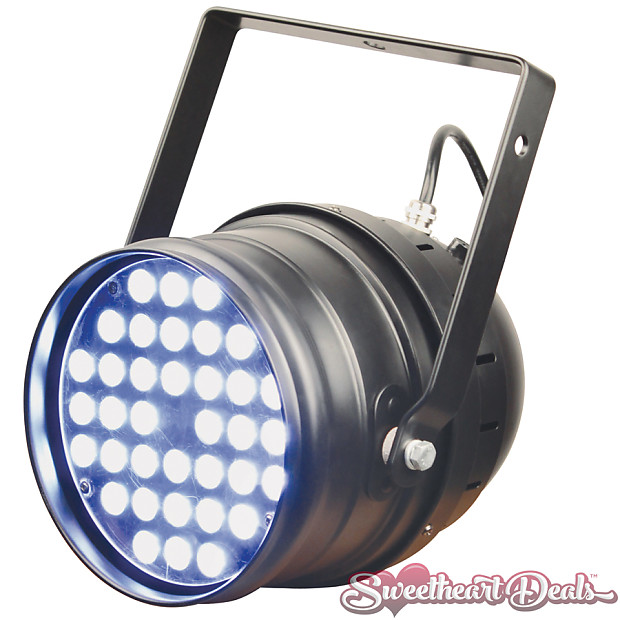 5ea43d5e109e MBT Lighting LEDWPAR64PRO PAR LED DMX Live Stage Light
