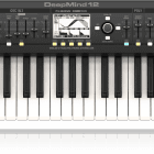 BEHRINGER DEEPMIND 12 True Analog Polyphonic Synthesizer -32-Step Control Sequencer image