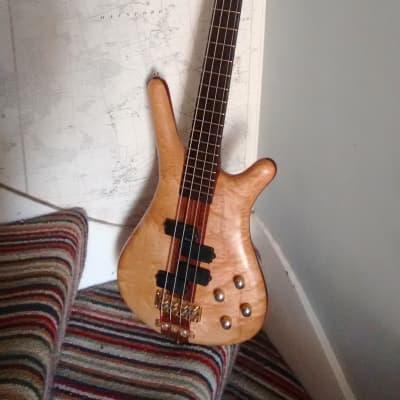 Warwick ''Streamette'' Corvette /Streamer Hybrid BO4 Bass Guitar (2001) Limited Edition for sale