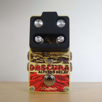 Digitech Obscura Altered Delay Guitar Pedal for sale