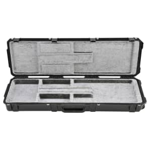 SKB 3i-5014-OP Injection Molded Electric Bass Flight Case