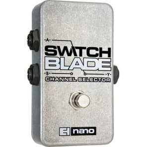 Electro-Harmonix Nano Switchblade Channel Switcher for sale
