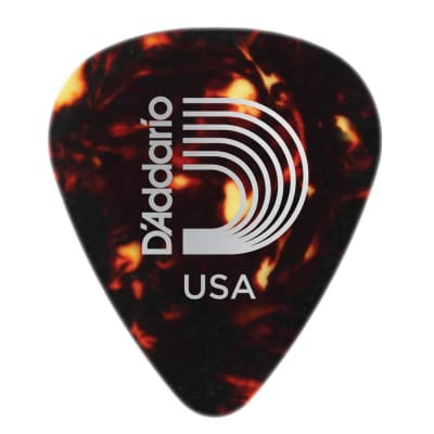 Fender 351 Shape Picks Shell Extra Heavy x144