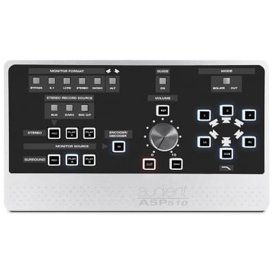 Audient ASP510 - Surround Sound Monitor Controller