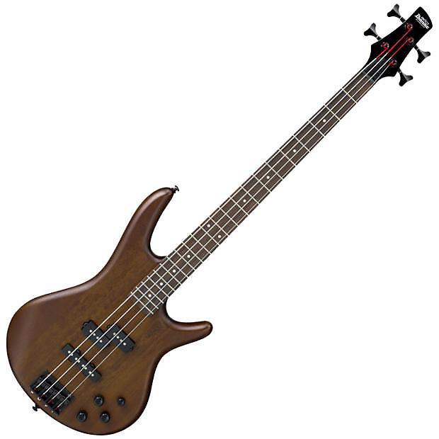 ibanez gsr200 bass guitar walnut flat full set up reverb. Black Bedroom Furniture Sets. Home Design Ideas
