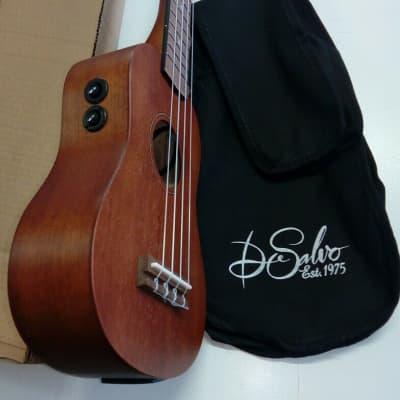de salvo ukulele soprano con ustodia amplificato CE for sale