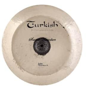 """Turkish Cymbals 19"""" Signature Series John Blackwell China JB-CH19"""