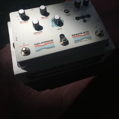 Hologram Electronics Infinite Jets Resynthesizer *MINT* Used >5 Hours; Original Packaging/Goodies
