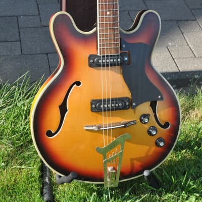 Musima 1657 - vintage east german guitar Archtop for sale