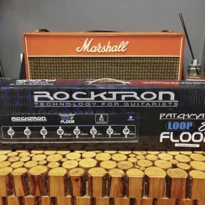 Rocktron PatchMate Loop 8 Floor Audio Switcher Pedal