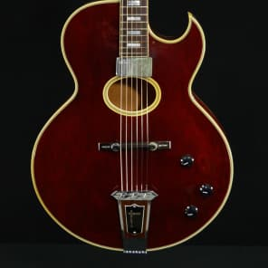 Gibson Howard Roberts Custom 1976 Wine - 10022145 for sale