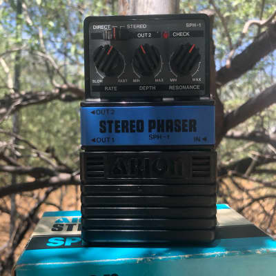 Arion SPH-1 Stereo Phaser w/box for sale