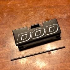 DOD Battery Door cover 1998 Black logo