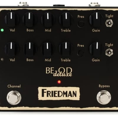 NEW!!! Friedman  BE-OD Deluxe FREE SHIPPING!!!