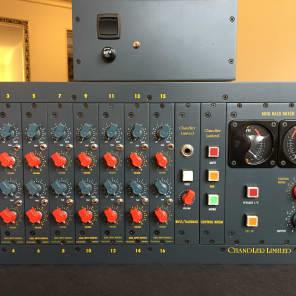 Chandler Limited Mini Rack Mixer w/ PSU-2 Power Supply