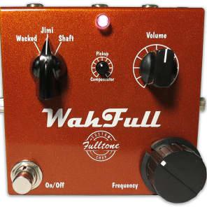 Fulltone Wahfull Guitar Pedal