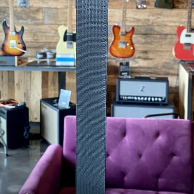 Paul Reed Smith Charcoal Nylon/Seatbelt Strap