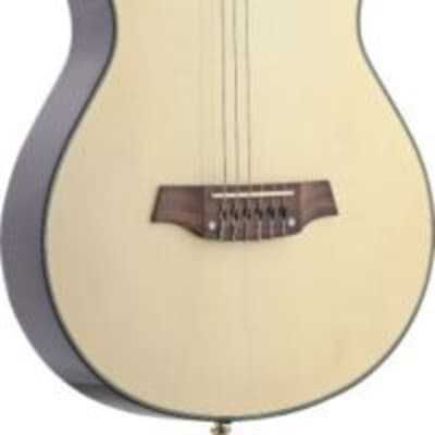 Angel Lopez EC3000CN Electric Solid Body Classical Guitar w/ Cutaway, New, Free Shipping for sale