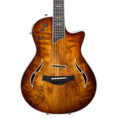 Taylor T5Z Custom Cocobolo Thinline Acoustic Electric Guitar with ES2 System for sale