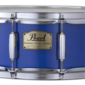 """Pearl SSC1455S Session Studio Classic 14x5.5"""" Snare Drum"""