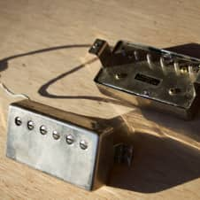 Gibson VOS '59 PAF pickups  - from '59 ri Les Paul