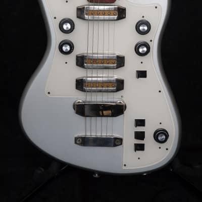 Formanta Solo 2 1980's Silver / White for sale