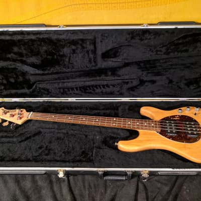 Music Man Sterling 4 String 4 HH Bass in HSC San Louis Obispo California USA for sale