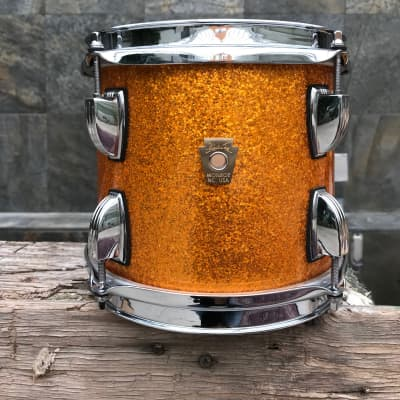 Ludwig Classic 8x7 Gold Sparkle Tom (no mount) - recent model